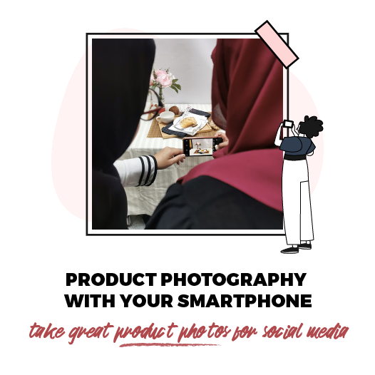 product smartphone photography